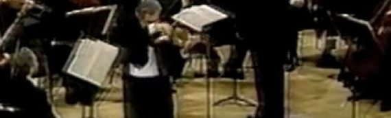 Staryk Performs Tchaikovsky with the RCM Centennial Orchestra
